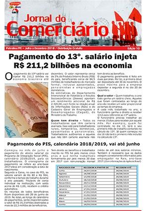Foto do jornal Sintcope Jornal do Comerciário - Edição 10