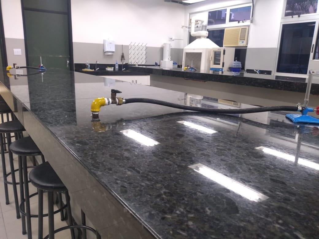 Manutenção preventiva Laboratório de Química