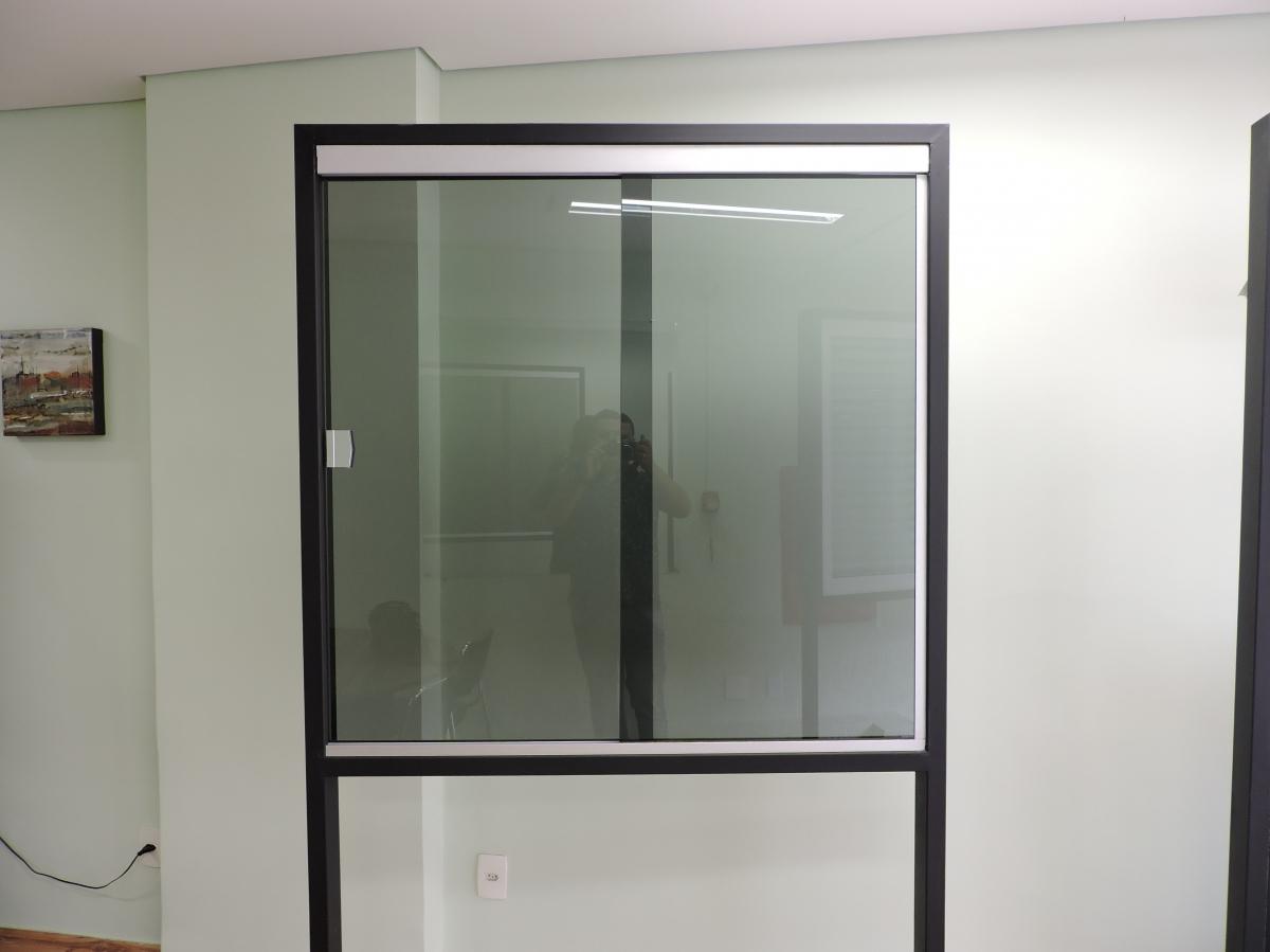 Janela em vidro temperado - Foto 1