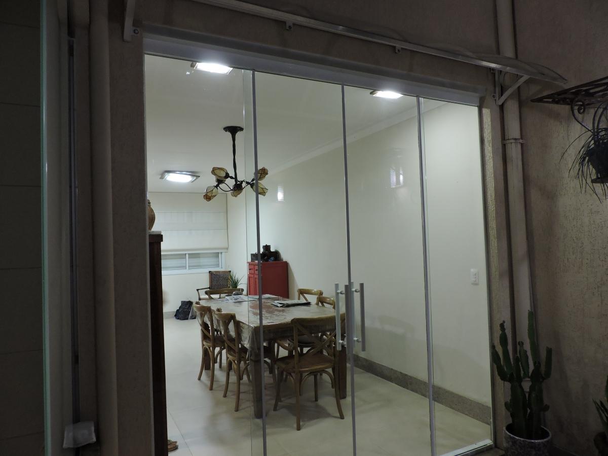 Porta em Vidro Temperado - Foto 1