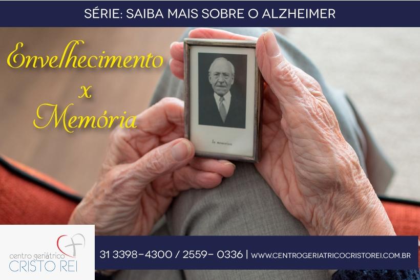 Envelhecimento x Memória