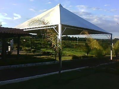 Tenda Piramidal Básica - Foto 1