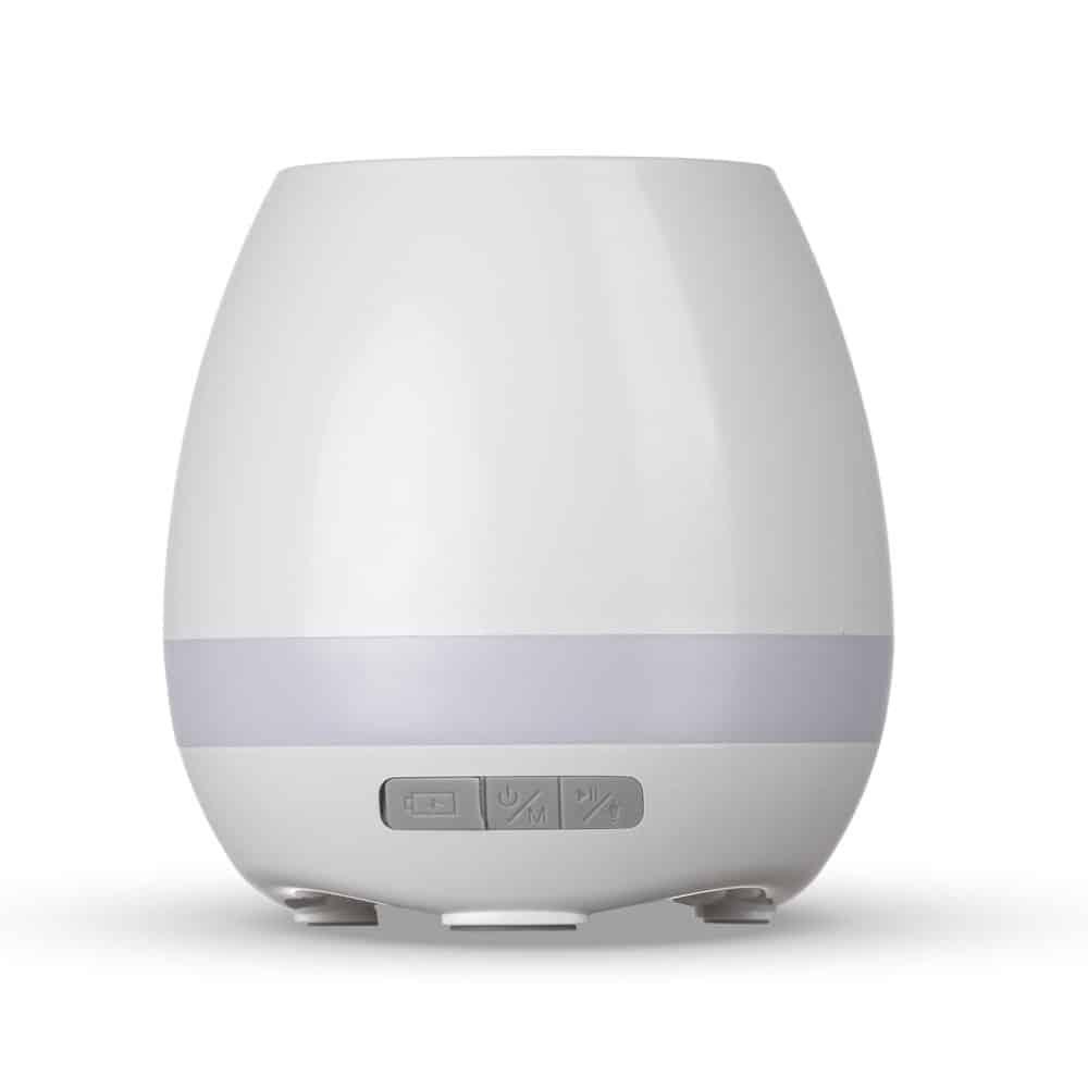 Caixa de Som Vaso com Sensor e Bluetooth - Foto 1