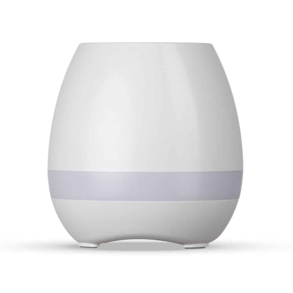 Caixa de Som Vaso com Sensor e Bluetooth - Foto 2