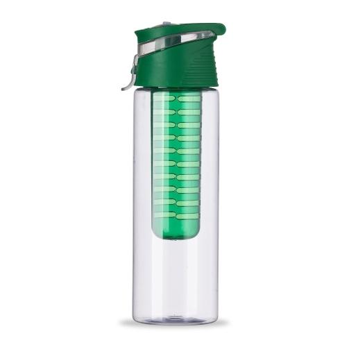 Squeeze Plástico 700ml com Infusor - Foto 1
