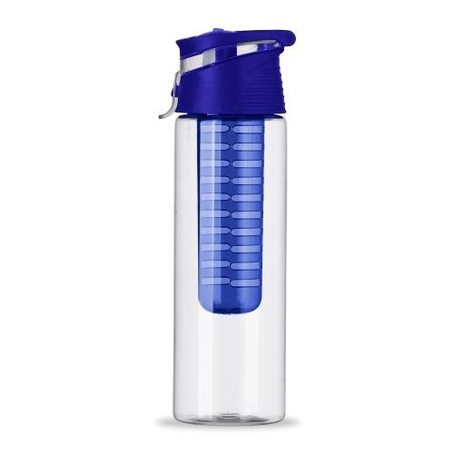 Squeeze Plástico 700ml com Infusor - Foto 4