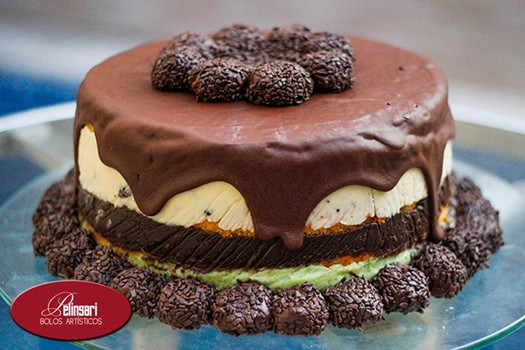 Naked Cake - Foto 2