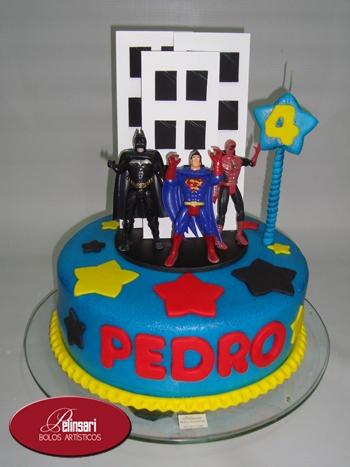 Super-Heróis - Foto 6