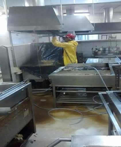 Limpeza de Cozinha Industrial - Foto 2