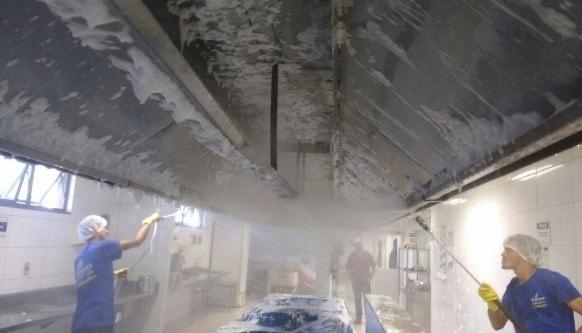 Limpeza de Cozinha Industrial - Foto 4