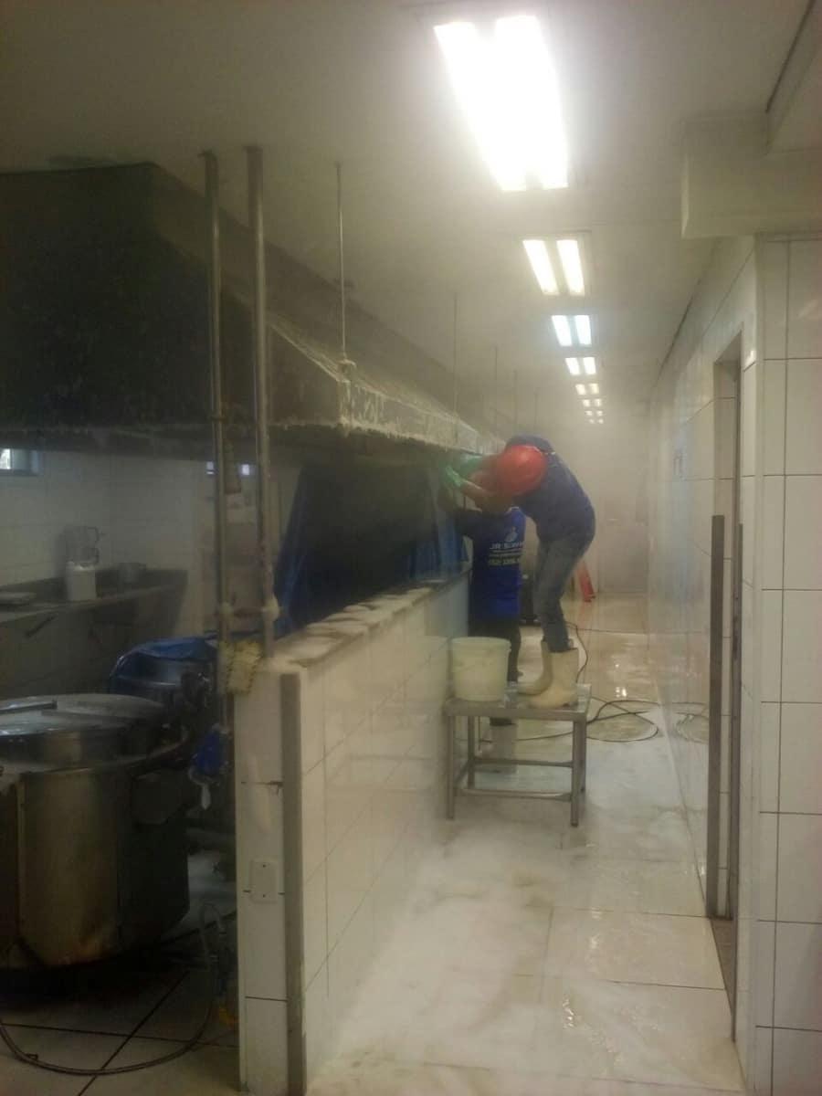 Limpeza De Cozinha Industrial Jr Service