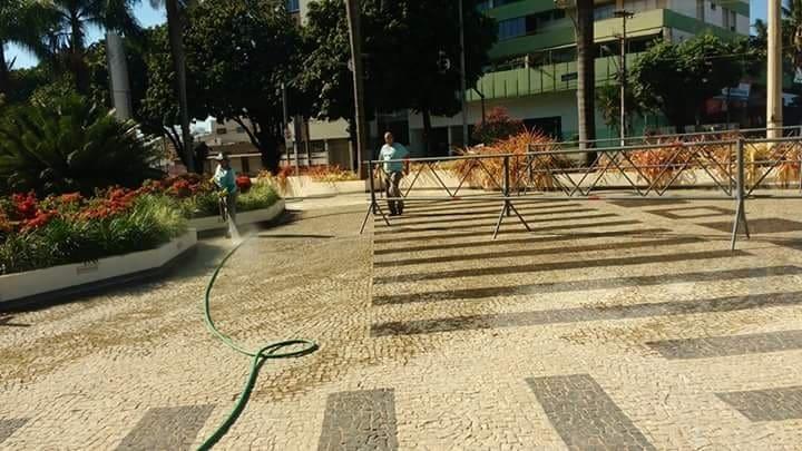 Limpeza de Calçada - Foto 1