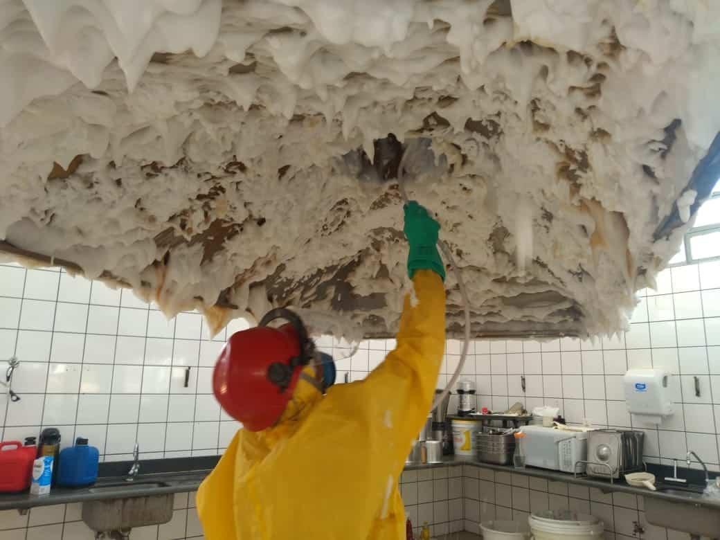 Limpeza de Coifas e Dutos de Ventilação - Foto 27