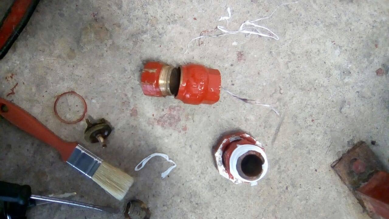 MANUTENÇÃO EM BOMBAS DE INCÊNDIO - Foto 5