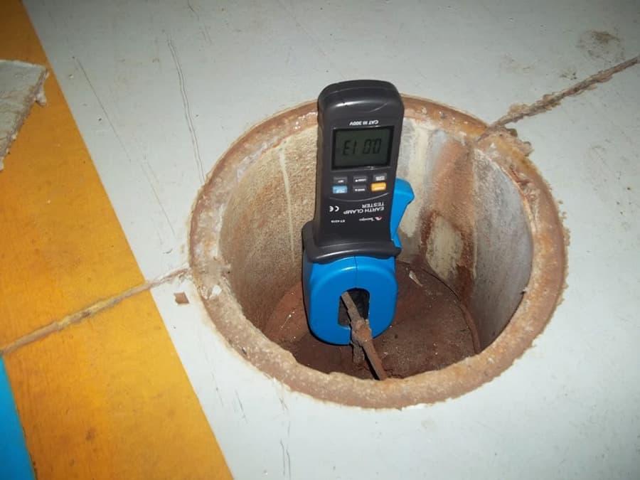 SISTEMA DE PROTEÇÃO CONTRA DESCARGAS ATMOSFÉRICAS - Foto 3