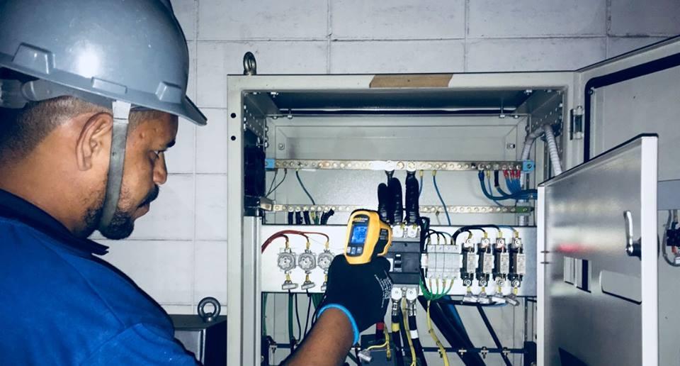 SUBESTAÇÃO DE ENERGIA ELÉTRICA - Foto 3