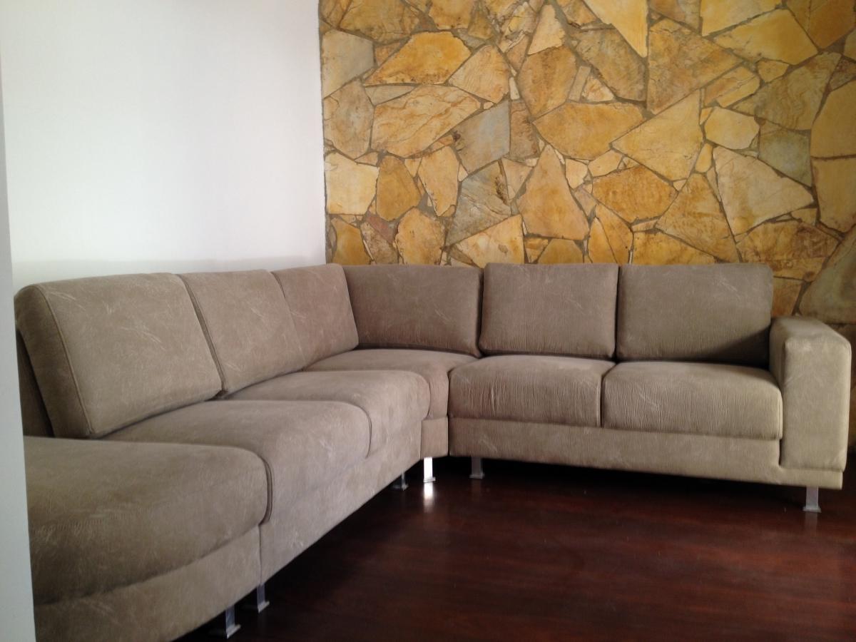 Conjunto de sofá de canto