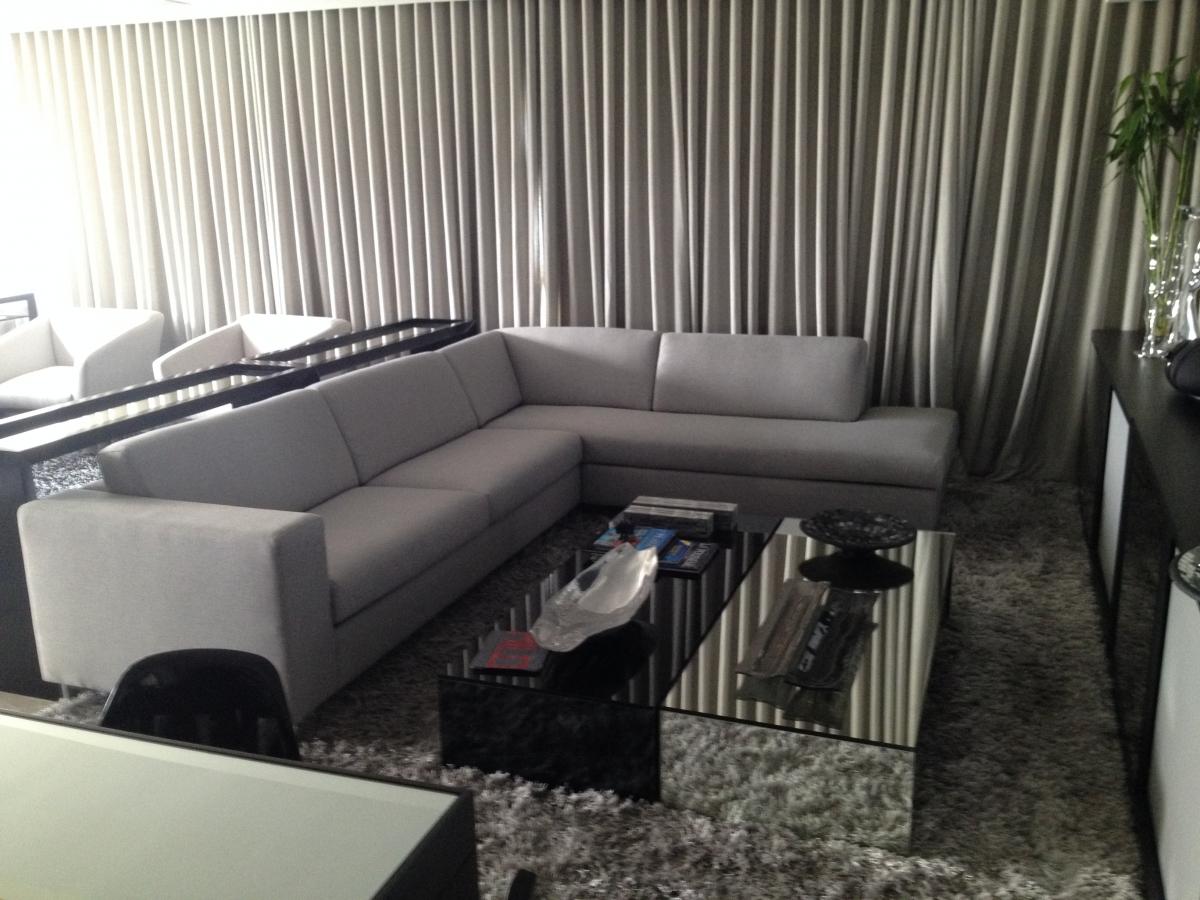 Conjunto de sofá em