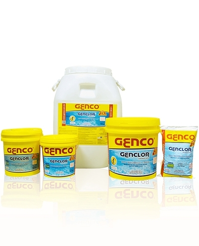 Cloro Granulado estabilizado Genco - Foto 1