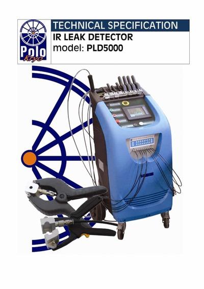 DETECTOR PLD 5000 - Foto 1