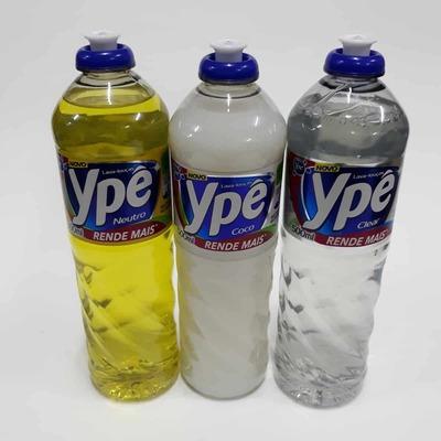 Detergente Ypê 500ml - Foto 1