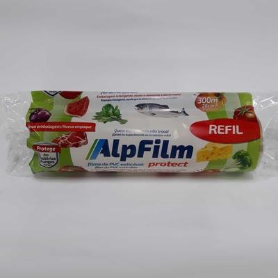 Rolo Filme de PVC Alpfilm 28cmx300m Refil - Foto 1