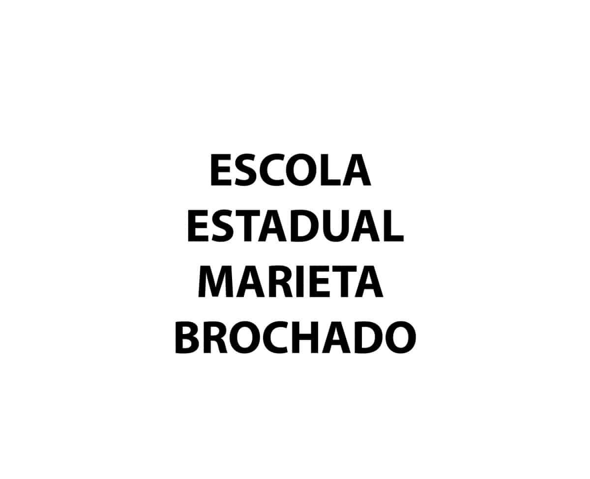 Escola Estadual Marieta Brochado - Foto 1