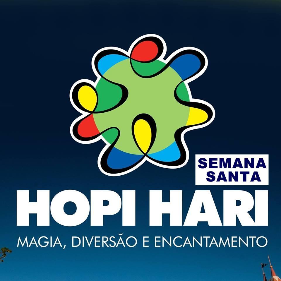 HOPI HARI E WET'N WILD (SEMANA SANTA)