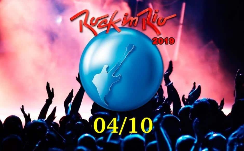 ROCK IN RIO 2019 SHOW: 04/10 (BATE E VOLTA)