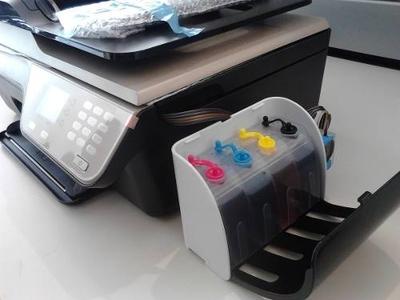 Instalação do Sistema Bulk Ink - Foto 1
