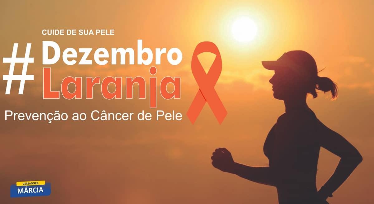 Campanha Dezembro Laranja alerta sobre o câncer de pele