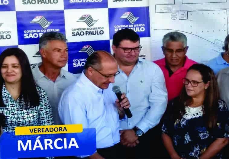 Governador Geraldo Alckmin visita Francisco Morato.