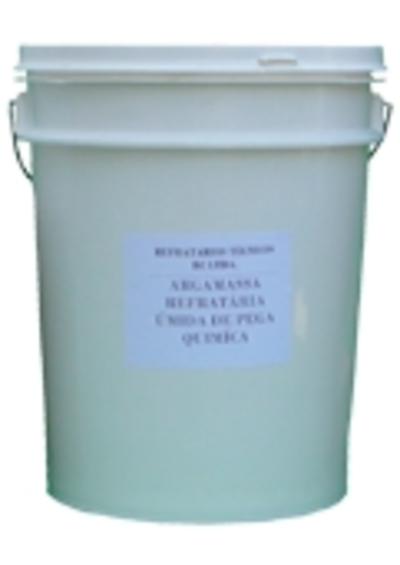 Argamassa refratária de pega química - Foto 1