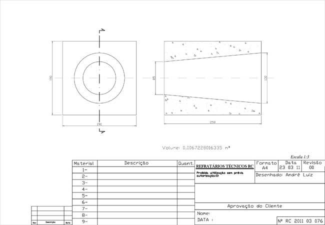 Desenhos Técnicos - Foto 2