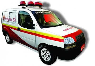 Ambulância de Suporte Básico - Foto 1