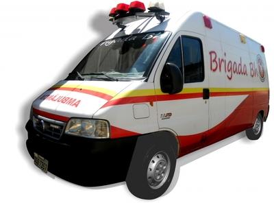 Ambulância de Suporte Avançado de Vida - UTI Móvel - Foto 1