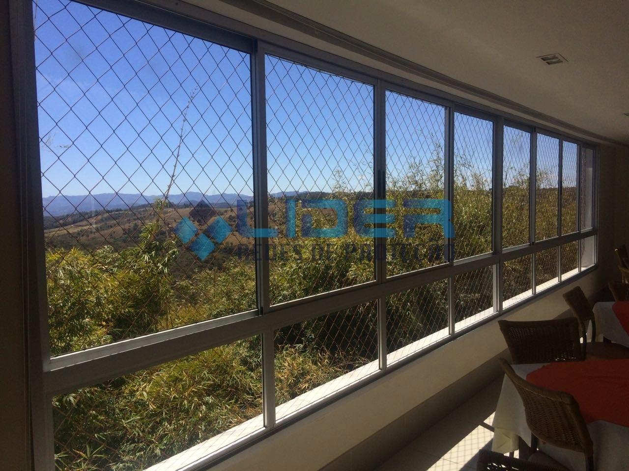 Redes de proteção para janelas e varandas. - Foto 2