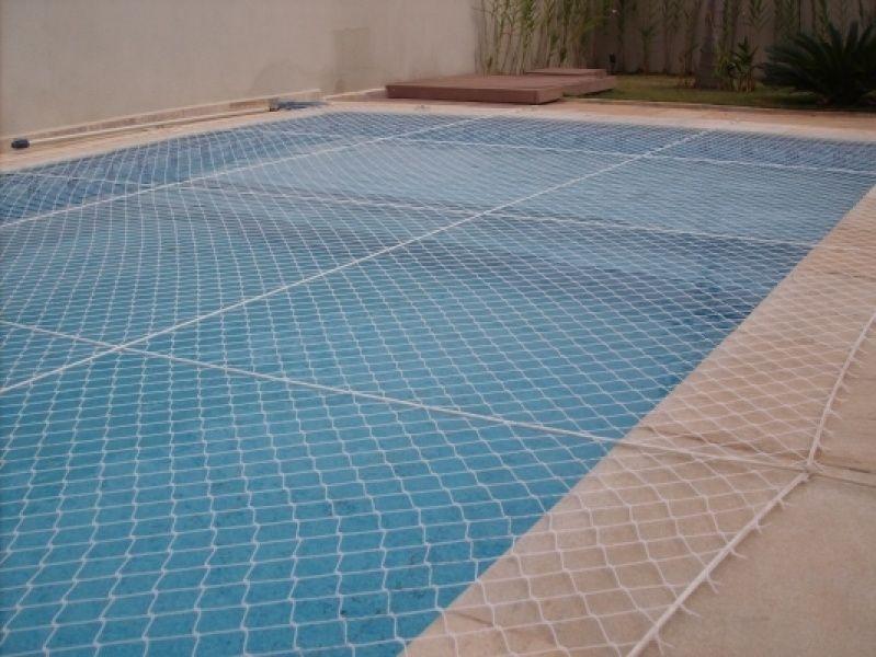 Redes de proteção para piscinas. - Foto 3
