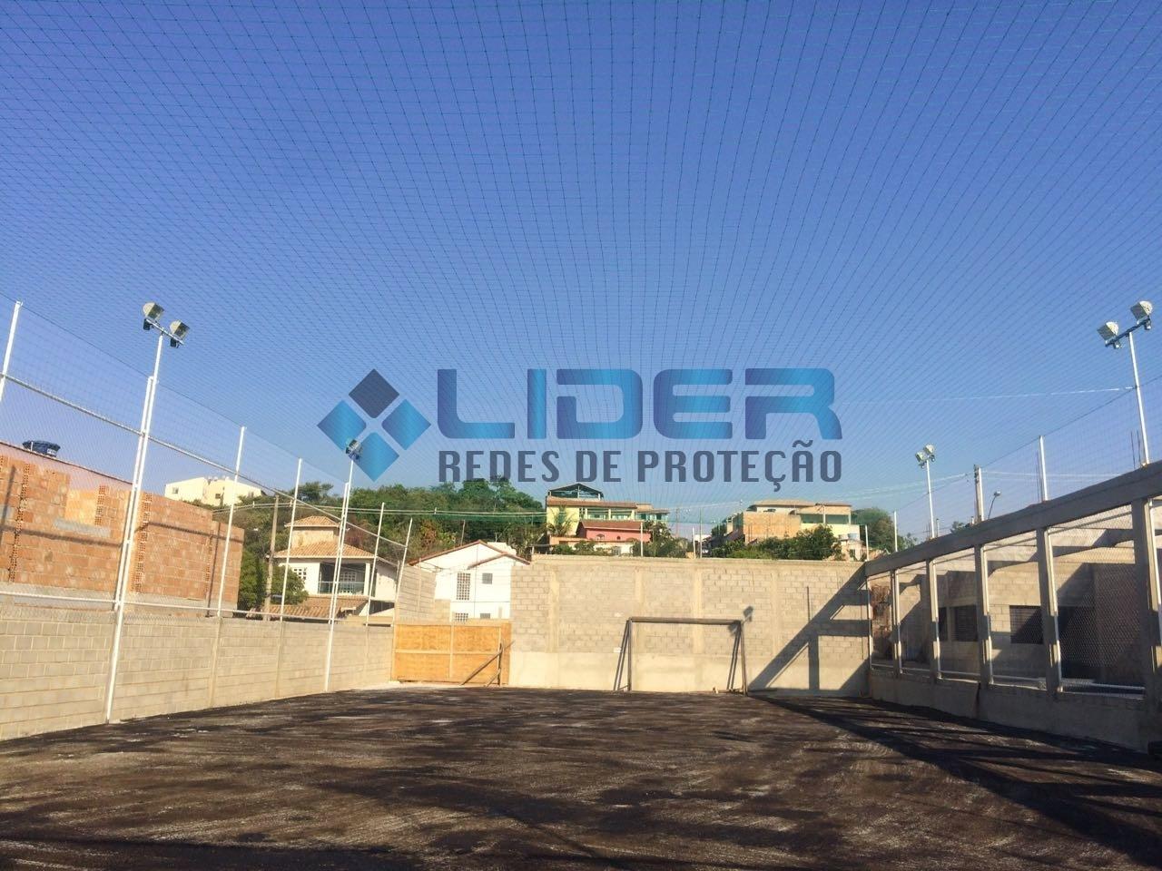 Redes de proteção para quadras esportivas. - Foto 2