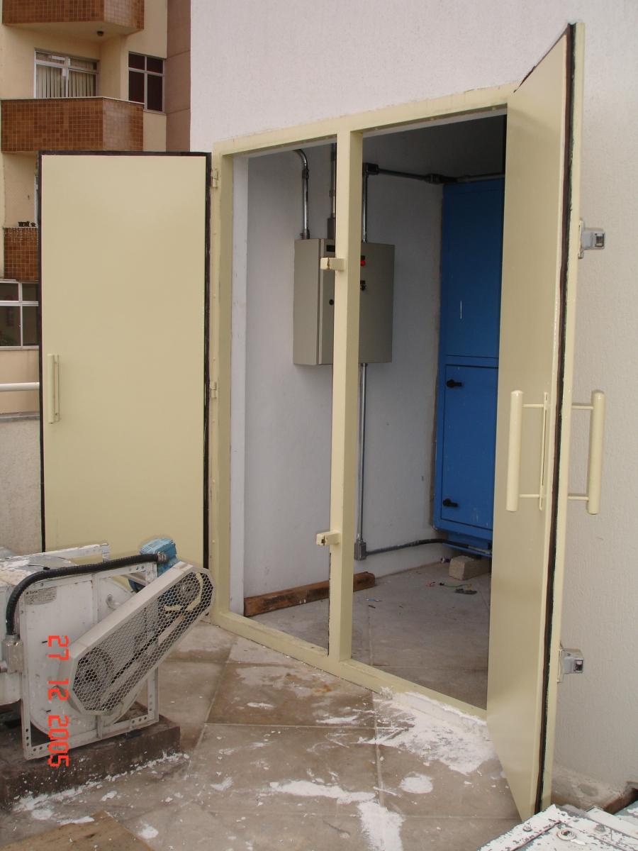 Porta Acústica 2
