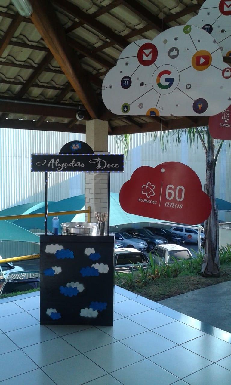 Evento Corporativo da empresa Café 3 Corações