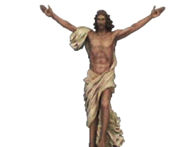 CRISTO RESSUSCITADO - Foto 1