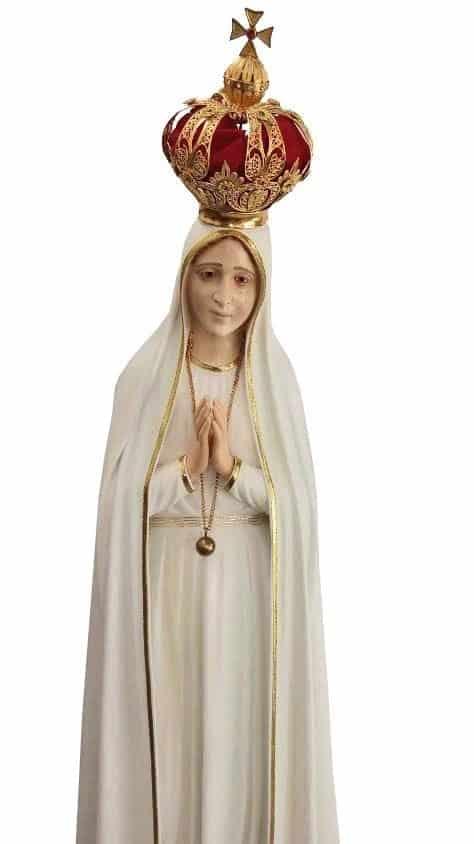 Nossa Senhora de Fátima - Foto 3