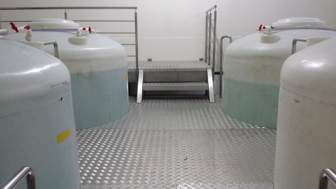 Laboratório Químico - Foto 1