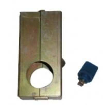 Lacre metálico reutilizavel para corte de água - Foto 1