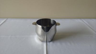 Balde aço inox p/gelo pequeno 700ml (Brinox) - Foto 1