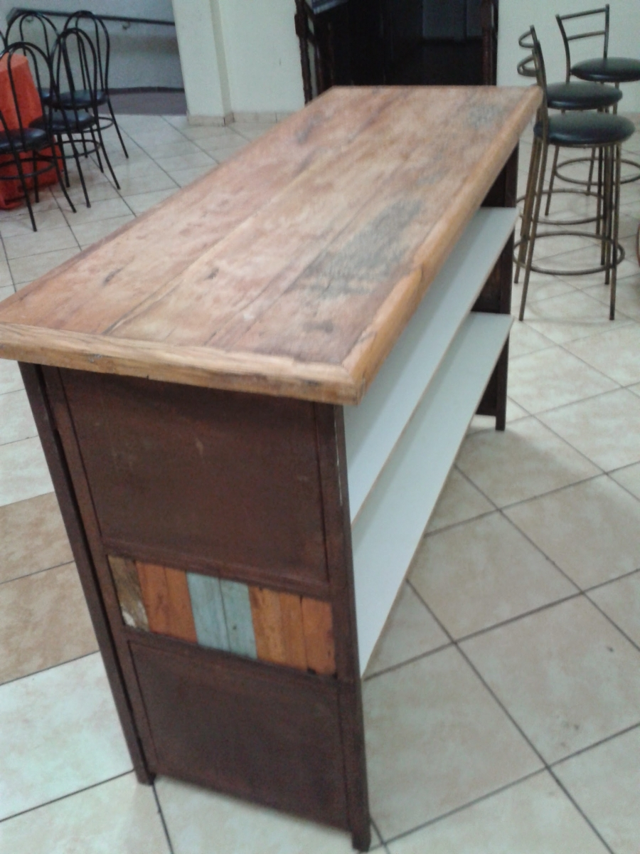 Bar móvel para Barman - Foto 3
