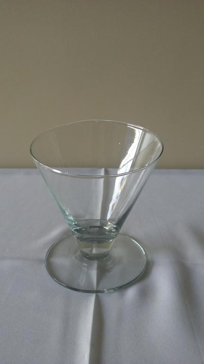 Compoteira vidro Carol - grande - Foto 1