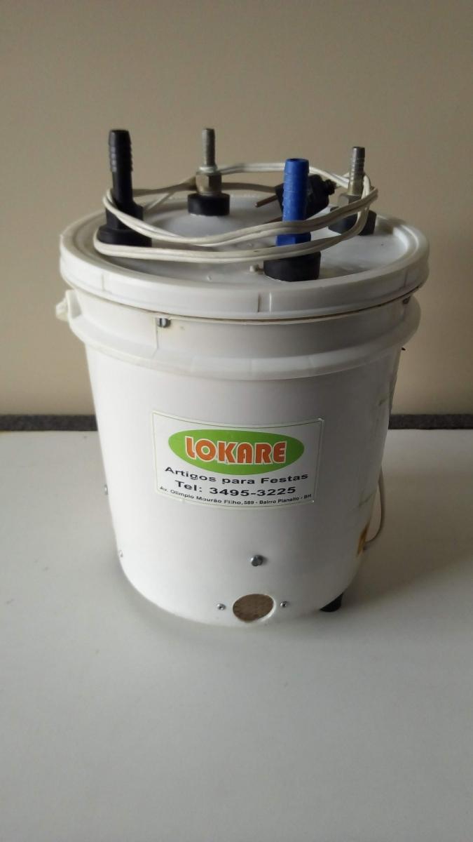 Compressor p/ encher balões - Foto 1
