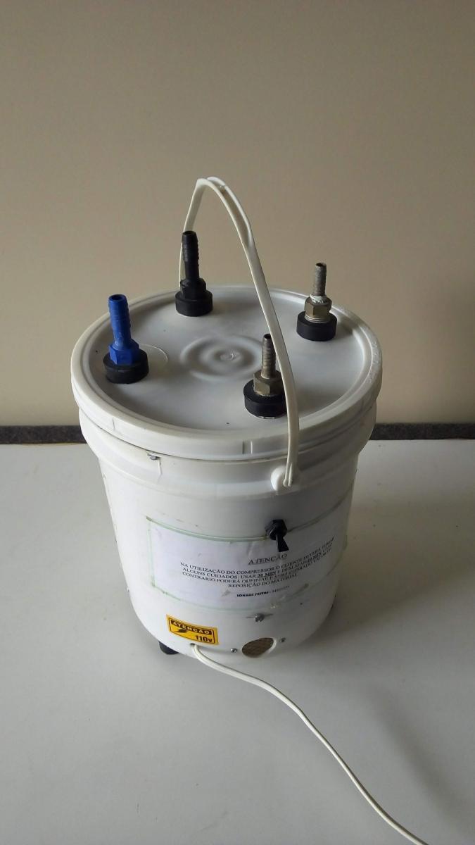 Compressor p/ encher balões - Foto 2